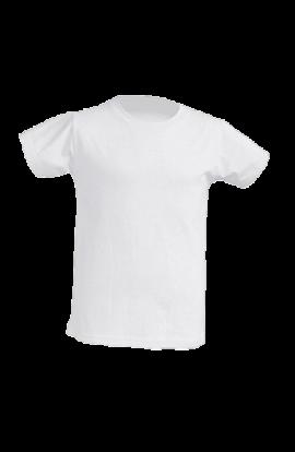 T-Shirt Manica Corta Bambino Sublimatica 160gr